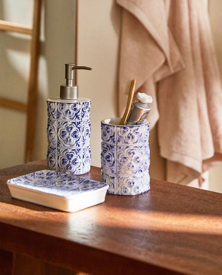 Once dosificadores de jabón preciosos y con mucho estilo que hemos fichado en Zara Home