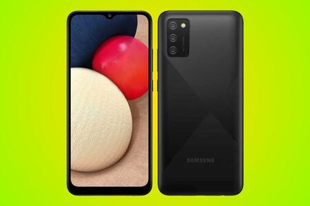 Samsung Galaxy M02s: un nuevo móvil barato con mucha batería y cámara triple