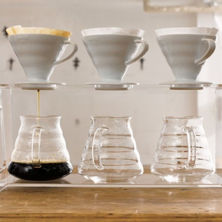 Cafetera de Cono V60