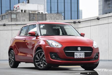 Suzuki Swift Prueba Choque Seguridad Latinncap 5