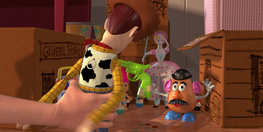 Toy Story A