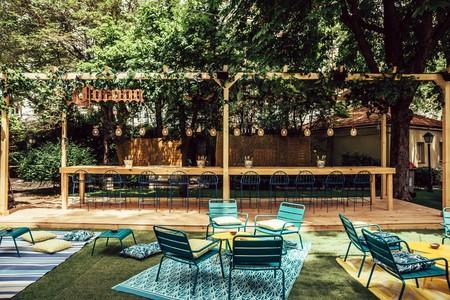 La Terraza Casa Corona Madrid Un Paraíso Urbano En El