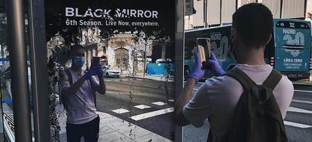 La temporada 6 de 'Black Mirror' ya está aquí... en la vida real, según este brutal anuncio de Netflix