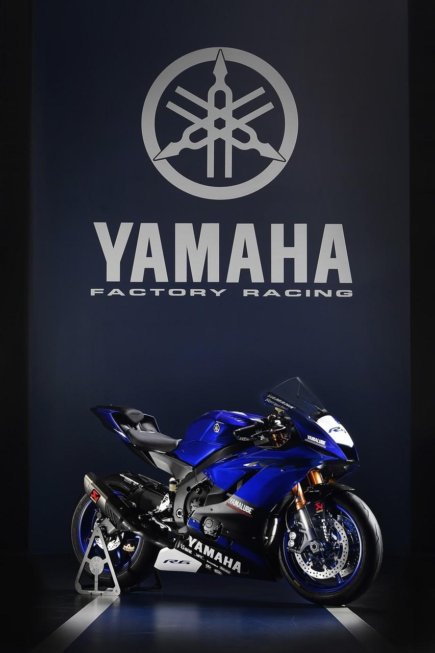 Foto de Yamaha YZF-R6 2017 Race Ready (23/27)