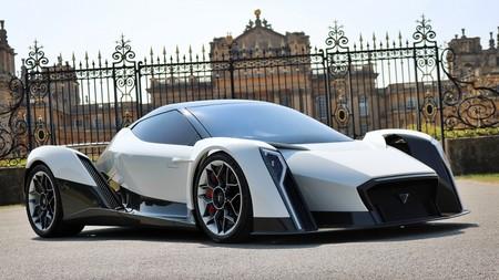 Dendrobium Automotive D-1: Una propuesta de coche eléctrico con 1.825 CV y 2.000 Nm para 1.750 kg