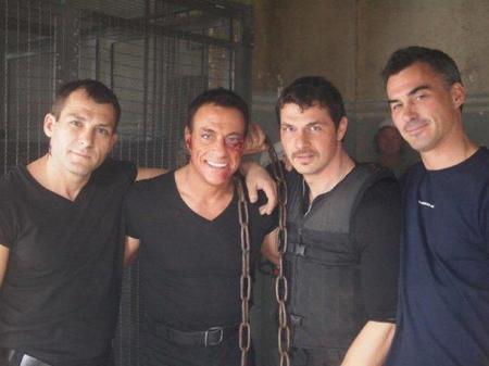 'Los mercenarios 2', imágenes del rodaje y varias novedades más