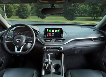 Nissan Altima 2021 Precio Mexico 6
