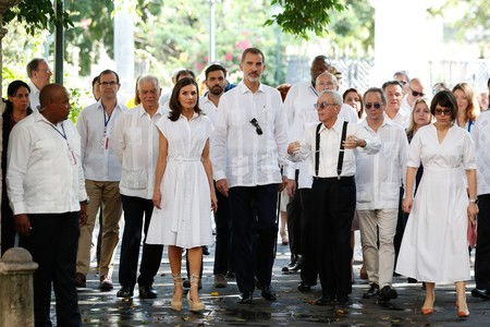 Reina Letizia Cuba 3