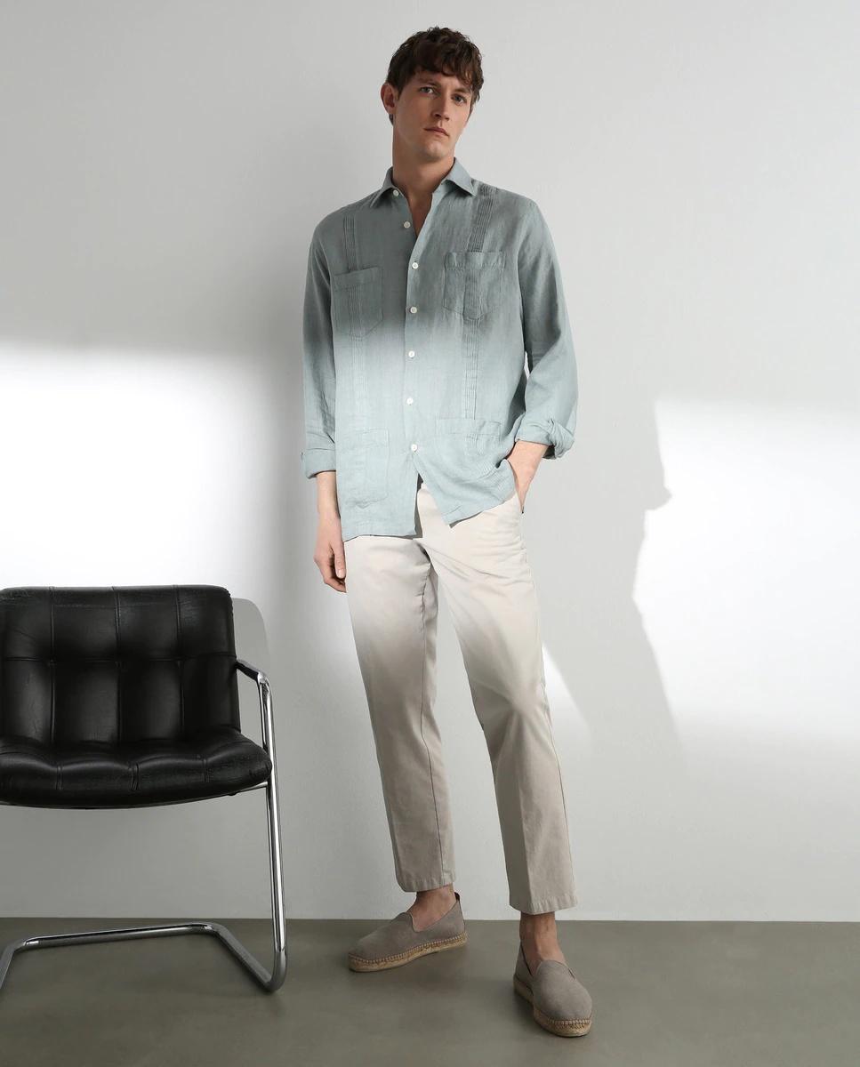 Camisa guayabera de Emidio Tucci
