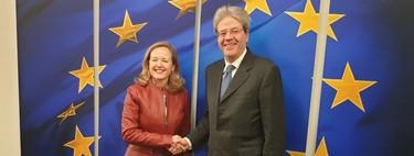 Así es la línea económica que presenta España en Bruselas
