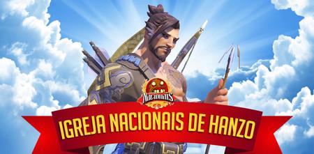 Un fan de Overwatch registra (con éxito) en Brasil la Iglesia Nacional de Hanzo