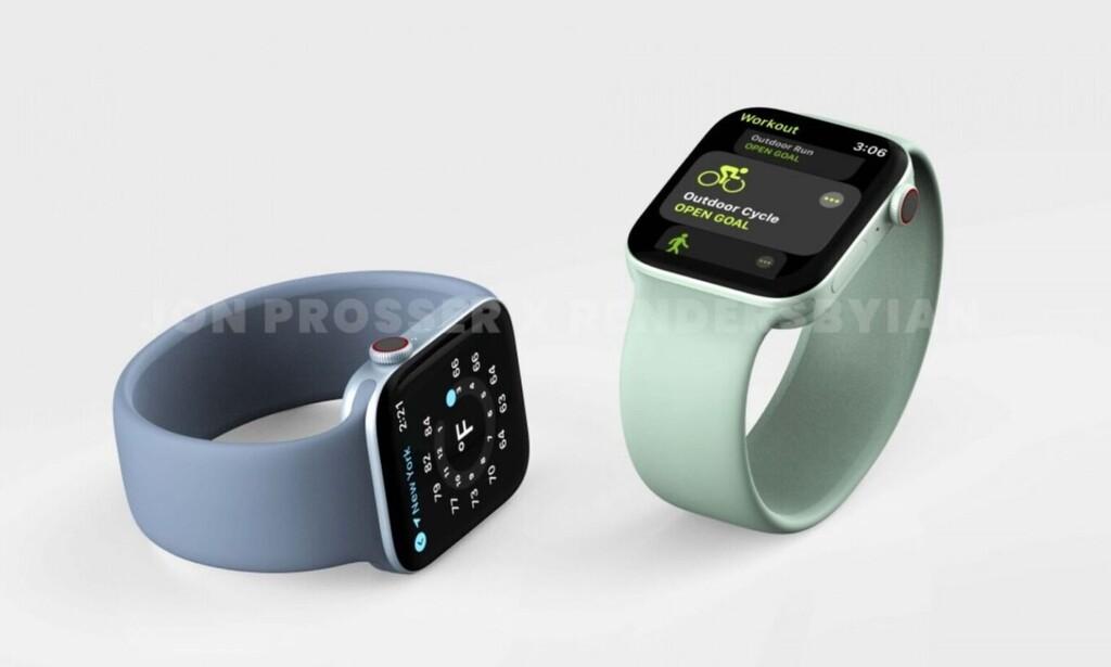 Una segunda filtración apunta a un futuro Apple Watch de 45 mm