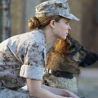 'Megan Leavey', tráiler del biopic con el que la directora de 'Blackfish' debuta en la ficción