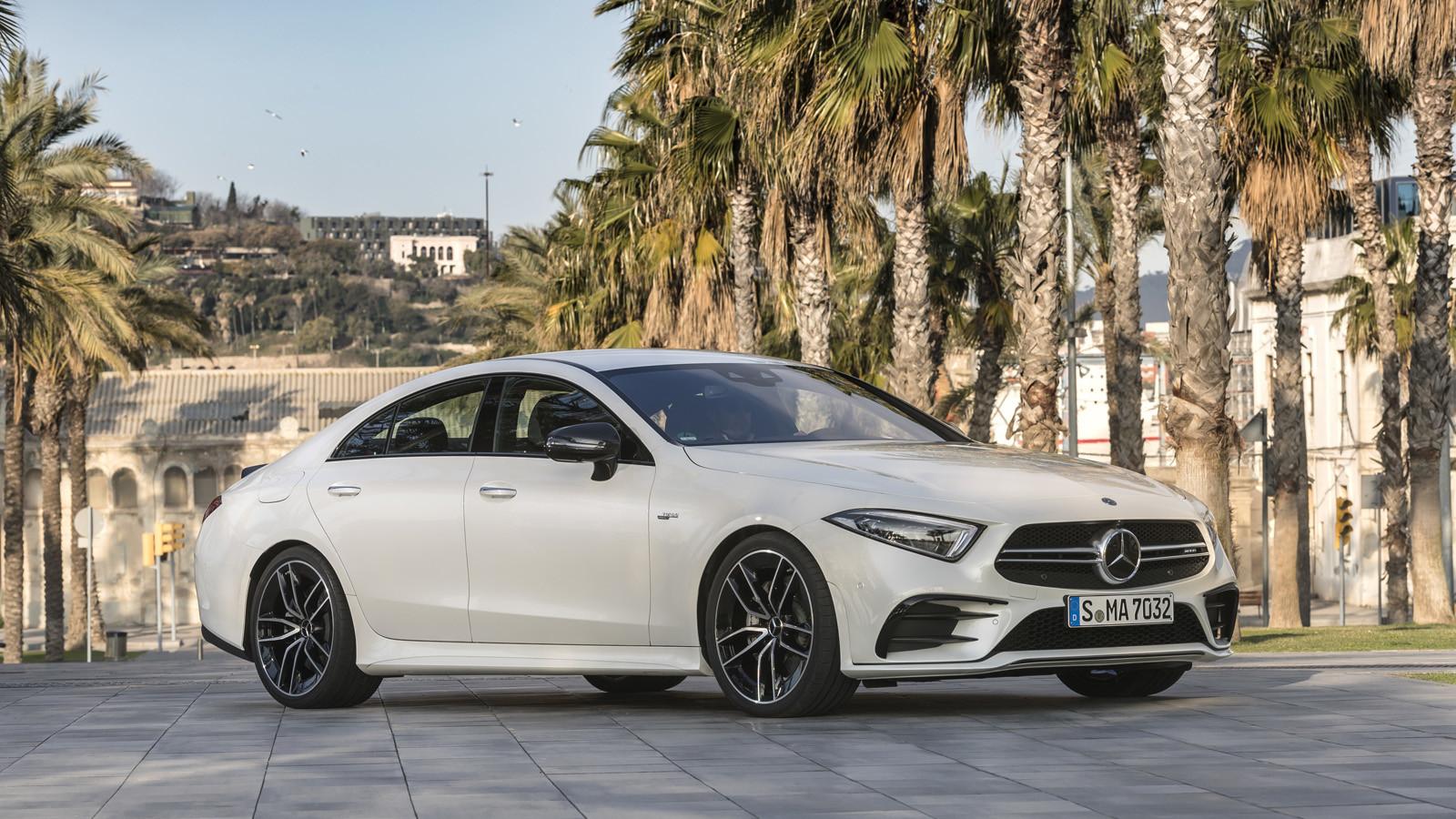 Foto de Mercedes-Benz CLS (2018) (16/19)
