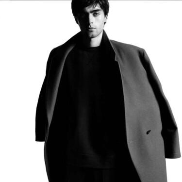 Lennon Gallagher nos muestra el más puro estilo british de la nueva colección de ZARA frente al lente de David Bailey