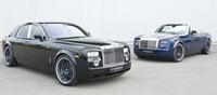 Rolls Royce Phantom por Hamann: té con salchichas