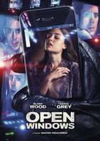 'Open Windows' de Nacho Vigalondo, cartel