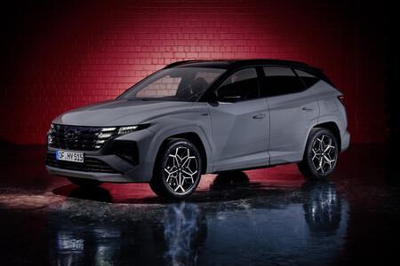 Hyundai Tucson estrena versión N-Line: tratamiendo deportivo para el SUV más disruptivo de los coreanos