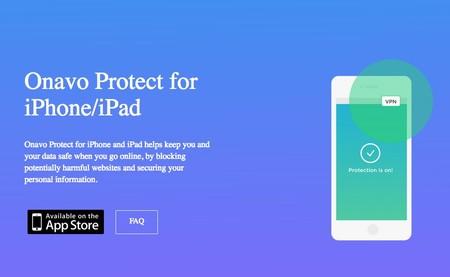 Facebook retira su VPN Onavo de la App Store después de que Apple haya dicho que rompe las reglas