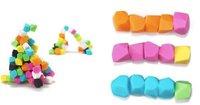 Imanes de colores prácticos y decorativos