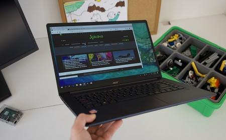 Acer Swift 5, análisis: menos de 1 kg para el portátil de 15,6 pulgadas bueno, bonito y barato