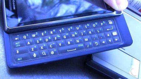 Motorola Droid 2, nuevo teclado y una importante renovación interior