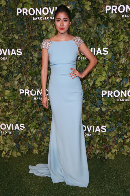 Denni Elias Photocall Pronovias Fashion Show