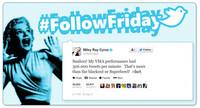 #FollowFriday de Poprosa: Porque la sombra de los VMAs es alargada