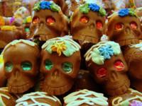 Paseo por la gastronomía de la red: dulces de Día de Muertos