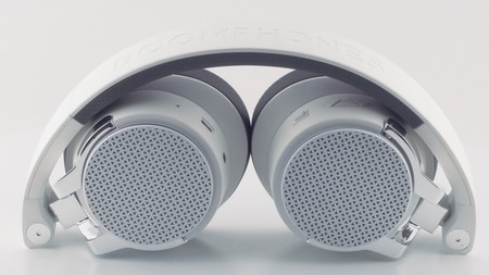 Boomphones Re-Up, una extraña mezcla de auriculares que se transforman en altavoz Bluetooth
