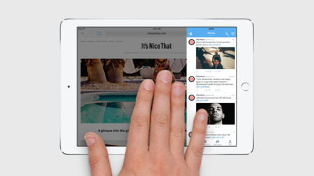 El iPad se hace mayor: la pantalla dividida llega al fin a iOS 9