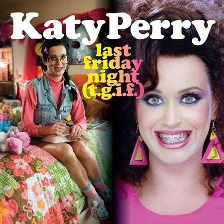 Rebbeca Black y Katy Perry en 'Last Friday Night': un videoclip para reírse de todos y con ganas