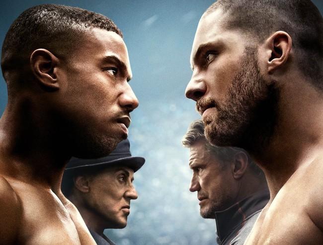 'Creed II: La leyenda de Rocky' gana el combate: una notable secuela con sabor a despedida