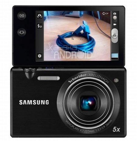 Samsung registra la marca Galaxy Camera en Estados Unidos, ¿una cámara Android en camino?