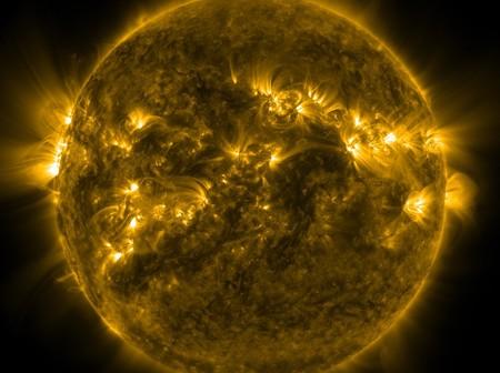 Este asombroso video timelapse de la NASA contiene 425 millones de imágenes del Sol, que equivalen a 10 años de actividad