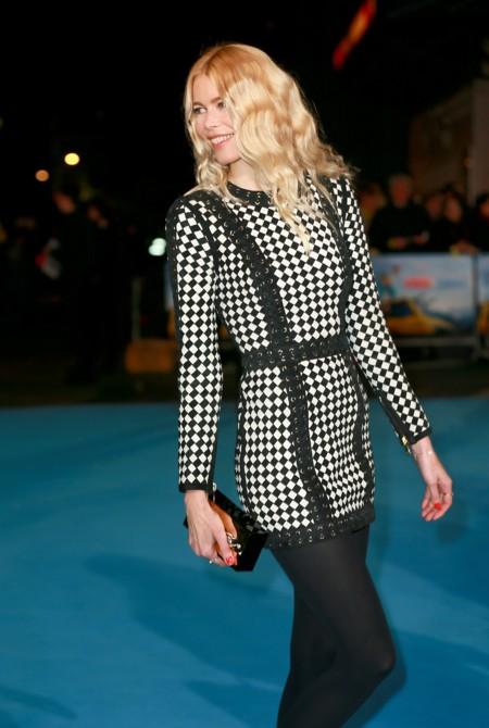 Claudia Schiffer Look Cuadros