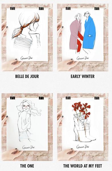 Posters de Garance Dore