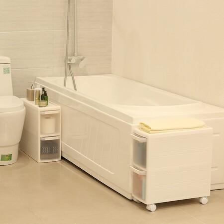 Organización de baño