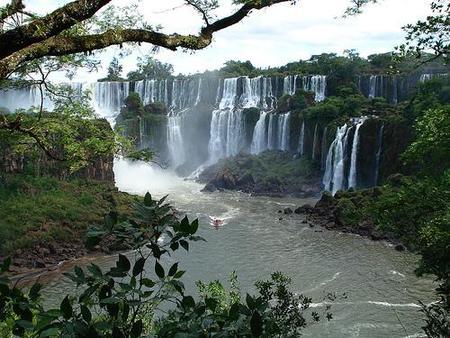Las Cataratas del Iguazú están casi secas