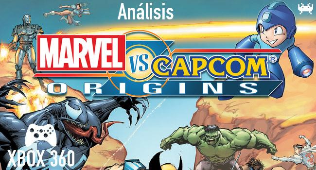 Marvel vs. Capcom Origins - Análisis