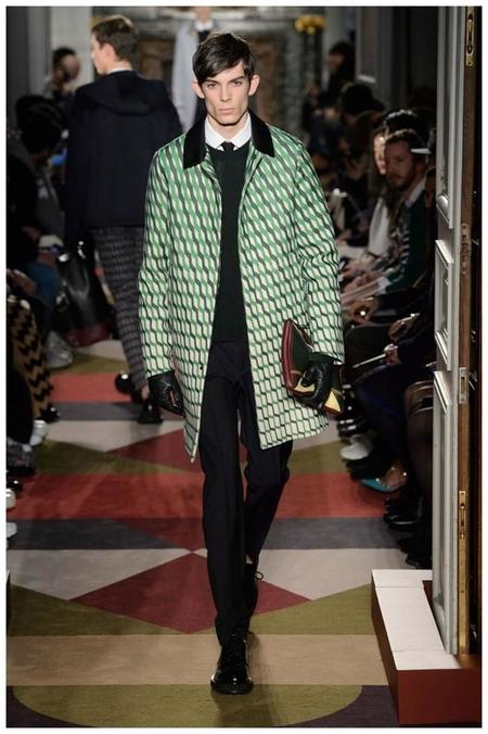 Valentino Men Fall Winter 2015 Menswear Collection 049