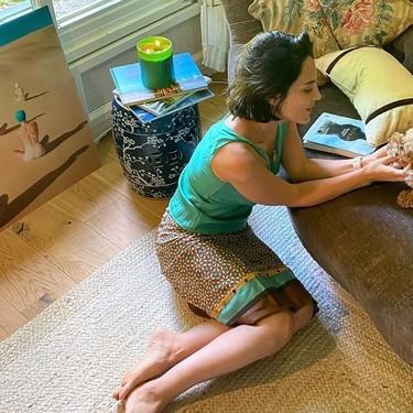 Tamara Falcó saca máximo partido a este conjunto vintage que ha recuperado del armario de su madre
