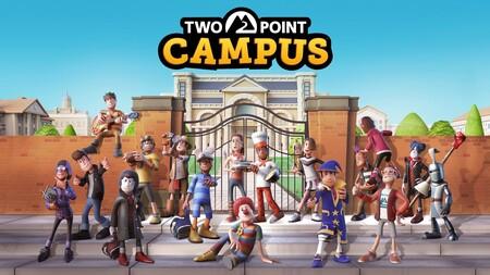 La tienda de Microsoft filtra Two Point Campus, el juego que nos hará gestionar una universidad con alumnos, clases y mucha locura