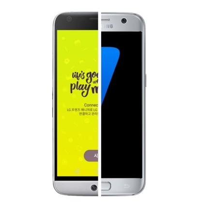 LG G5 y Samsung Galaxy S7, toda la información