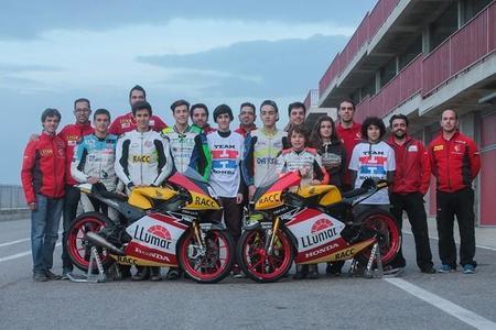Premio para los mejores pilotos de la Copa Honda CBR250R