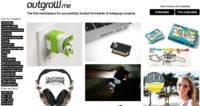 Outgrow.me, el escaparate para los proyectos financiados con éxito en Kickstarter e IndieGoGo