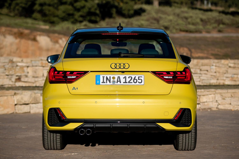 Foto de Audi A1 2018, toma de contacto (17/172)
