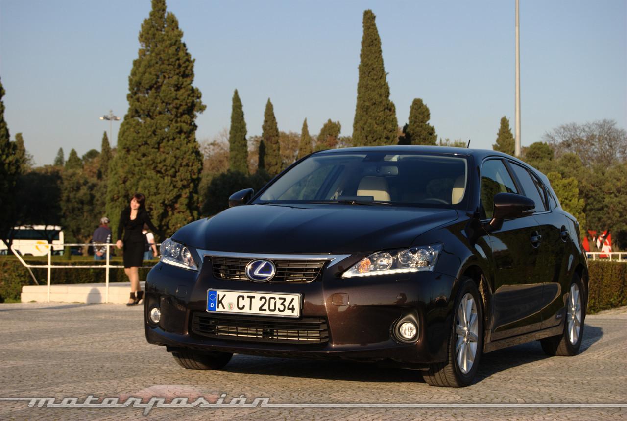 Foto de Lexus CT 200h (presentación) (1/56)