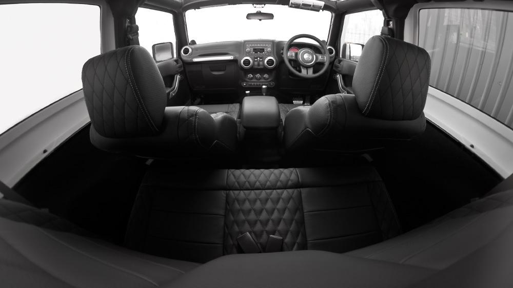 Foto de Kahn Jeep Wrangler Chelsea CJ400 (3/11)