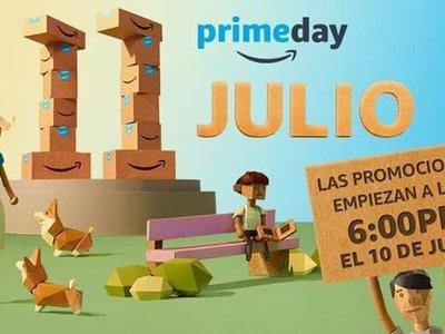 El Amazon Prime Day llega por primera vez a México, se celebrará el 11 de julio